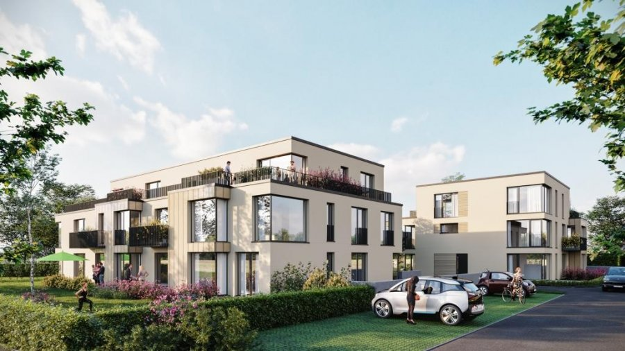 acheter appartement 1 chambre 49.43 m² differdange photo 2