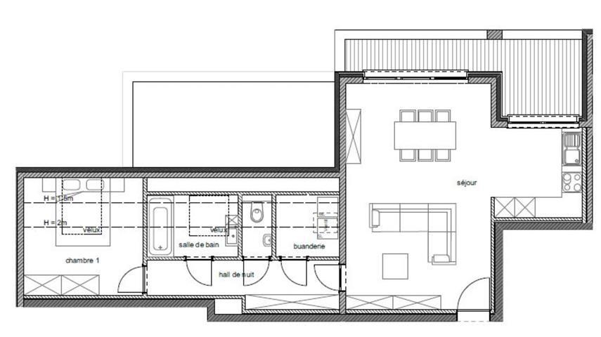 acheter appartement 1 pièce 77 m² arlon photo 2