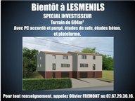 Terrain constructible à vendre à Lesménils - Réf. 7197742