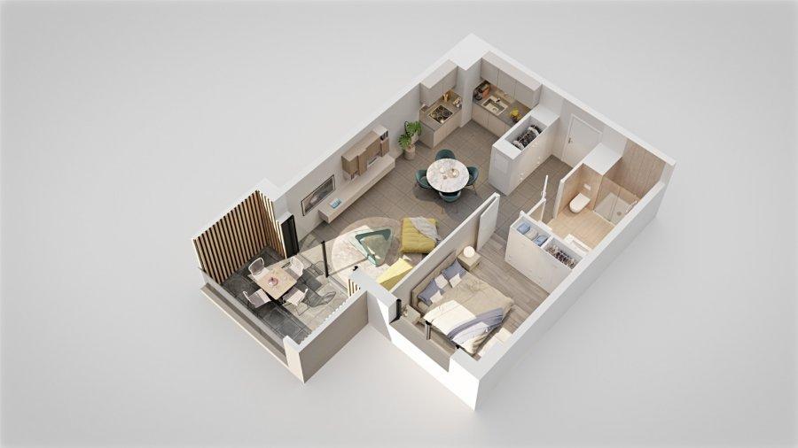 acheter appartement 2 pièces 46.9 m² thionville photo 1