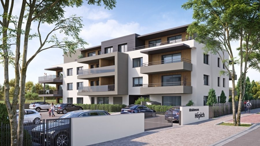 acheter appartement 2 pièces 46.9 m² thionville photo 2