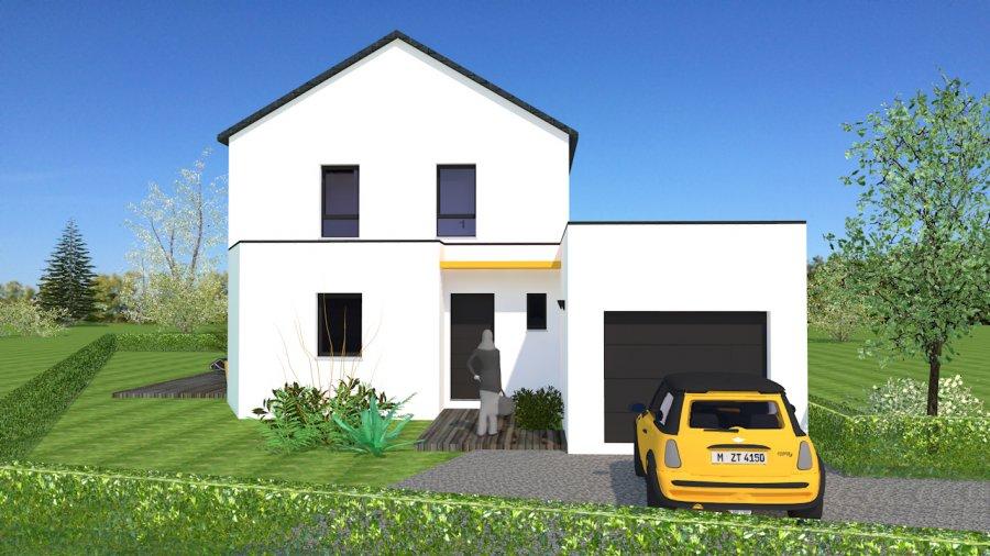 Maison individuelle en vente saint malo de guersac 95 for Acheter maison saint xandre