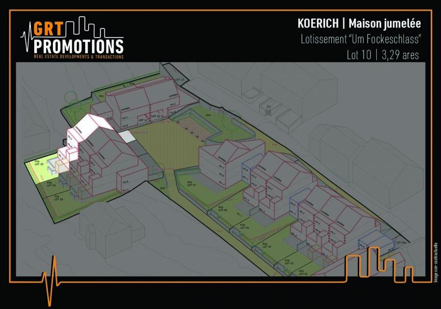 acheter terrain constructible 0 chambre 0 m² koerich photo 2