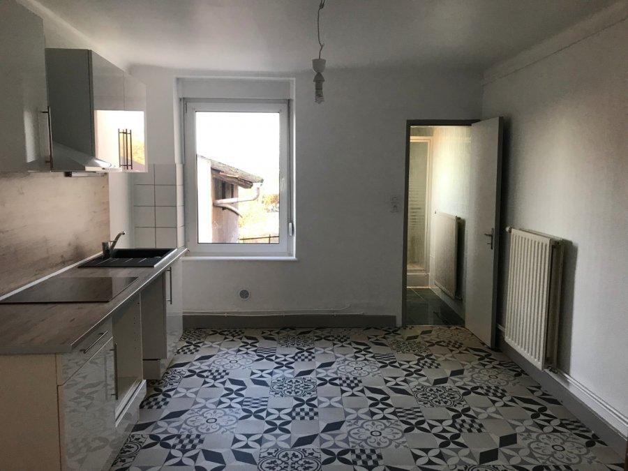 Appartement à louer F2 à Bertrange