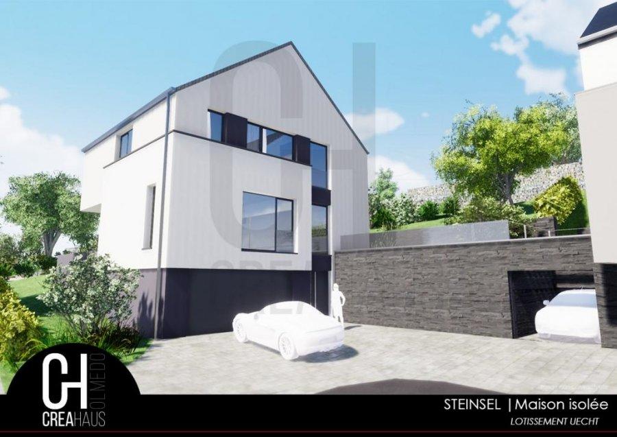acheter maison individuelle 3 chambres 171 m² steinsel photo 1