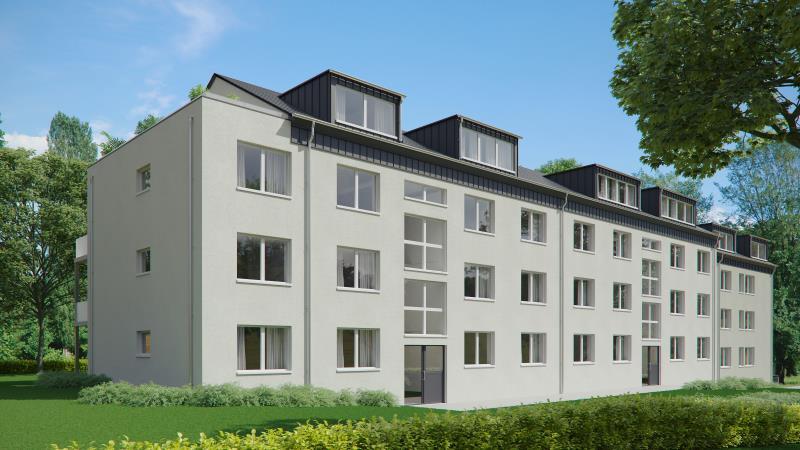 wohnung kaufen 3 zimmer 113.81 m² trier foto 2