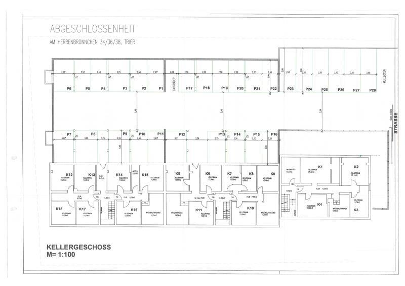 wohnung kaufen 3 zimmer 113.81 m² trier foto 5