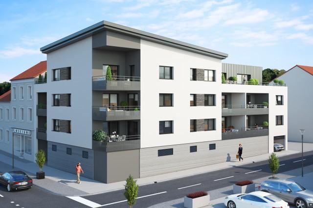 acheter appartement 4 pièces 67 m² longlaville photo 2