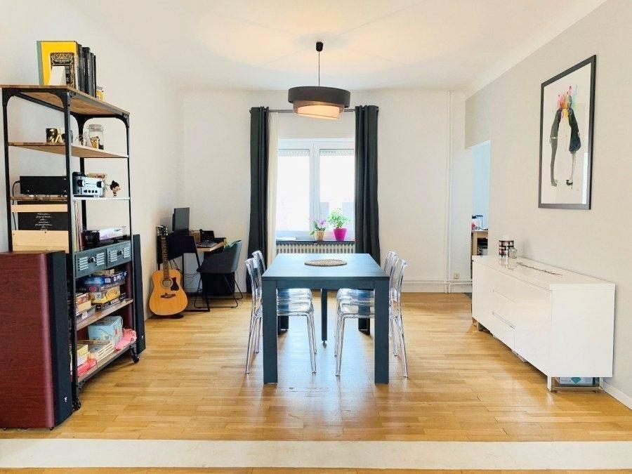 Duplex à vendre 2 chambres à Luxembourg-Bonnevoie