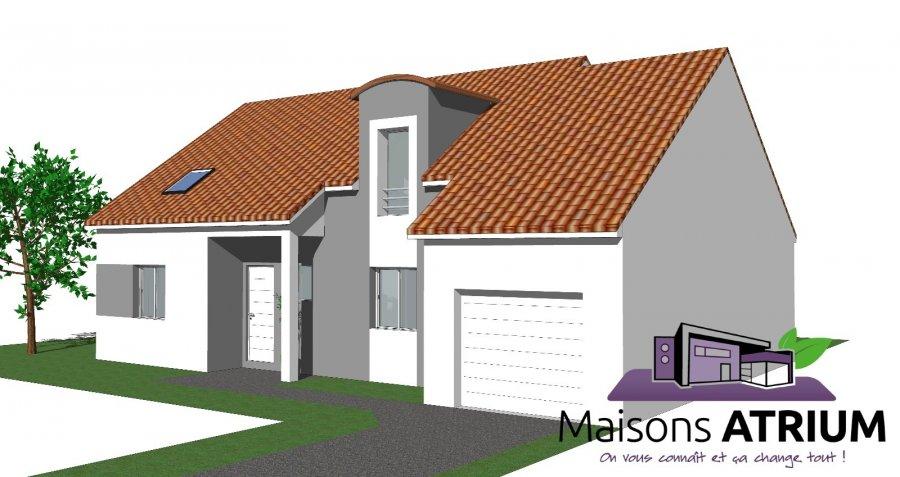 acheter maison individuelle 5 pièces 120.14 m² sillegny photo 1