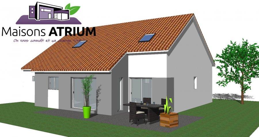 acheter maison individuelle 5 pièces 120.14 m² sillegny photo 2