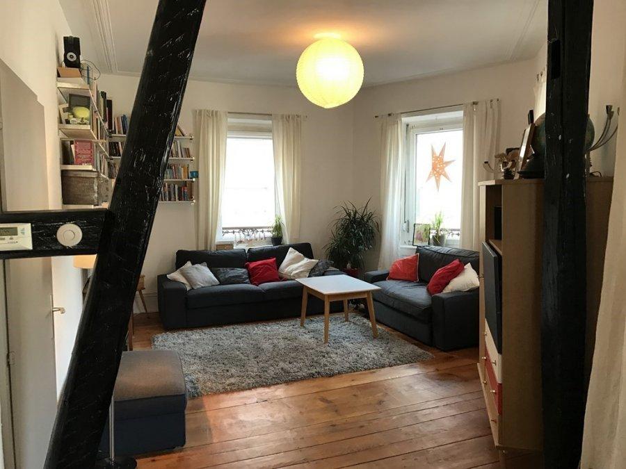 Appartement à vendre F4 à Strasbourg-Centre Ville