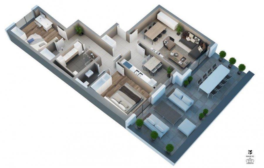 wohnung kaufen 2 schlafzimmer 100.27 m² hesperange foto 7