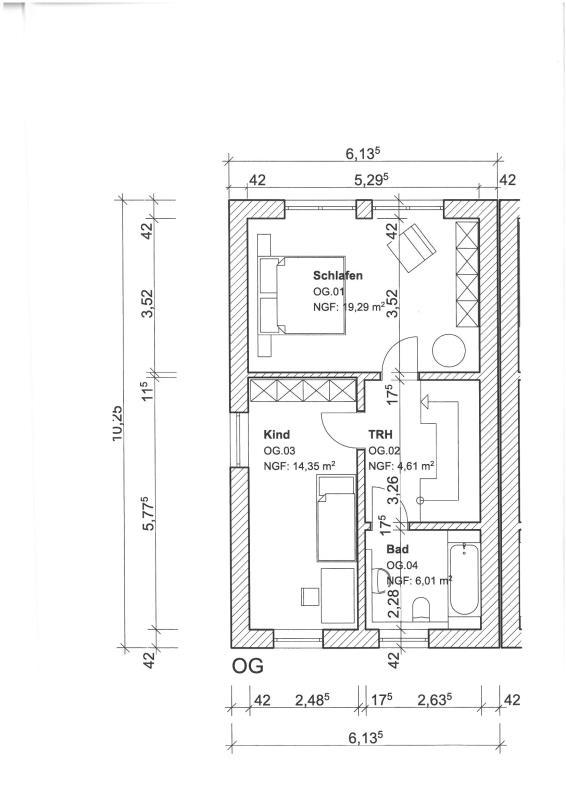reihenhaus kaufen 5 zimmer 142 m² kirf foto 5