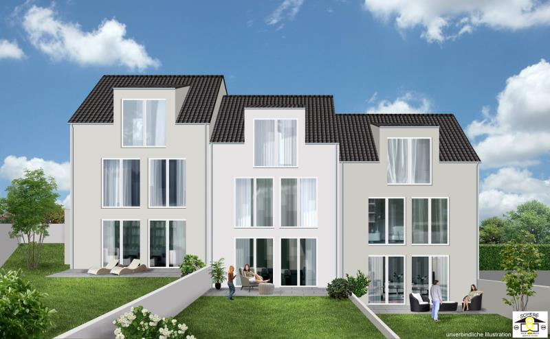 reihenhaus kaufen 5 zimmer 142 m² kirf foto 1