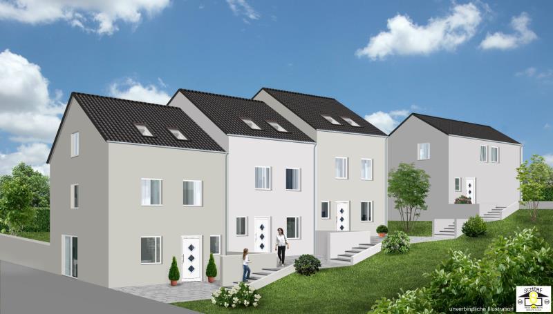 reihenhaus kaufen 5 zimmer 142 m² kirf foto 2