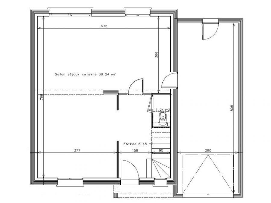 acheter maison individuelle 5 pièces 90 m² metz photo 2