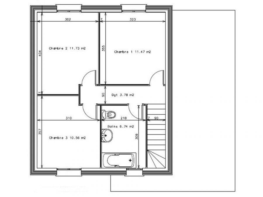 acheter maison individuelle 5 pièces 90 m² metz photo 3