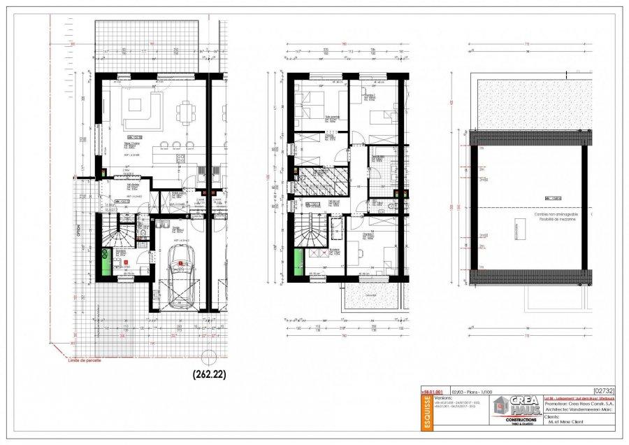 acheter maison individuelle 3 chambres 130 m² ettelbruck photo 6