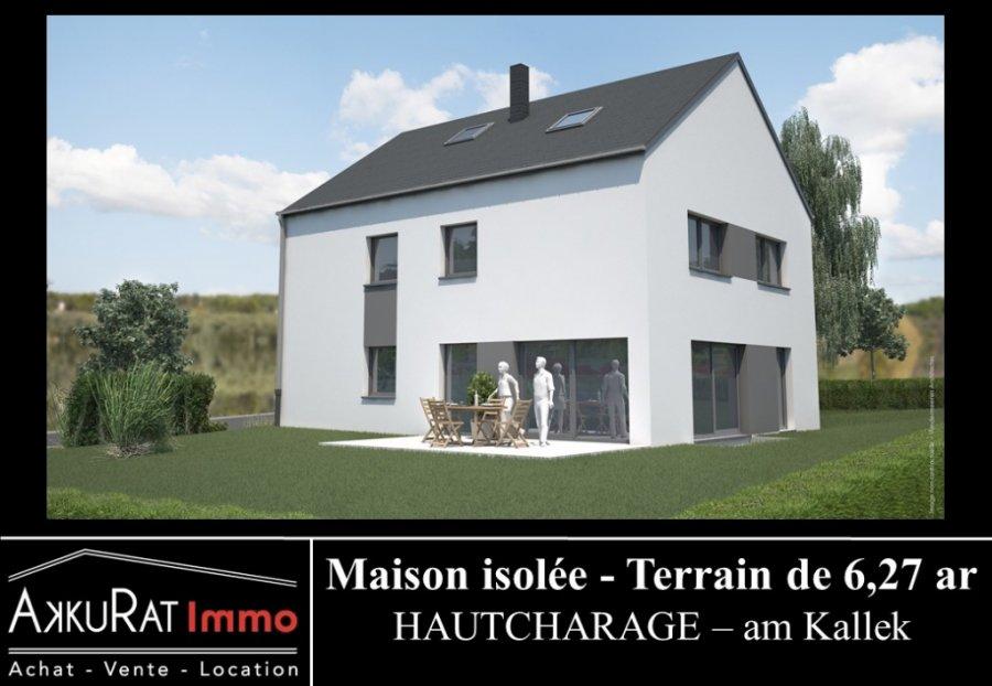 acheter maison individuelle 3 chambres 162 m² hautcharage photo 2