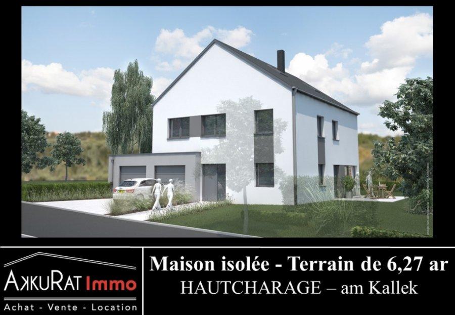 acheter maison individuelle 3 chambres 162 m² hautcharage photo 1