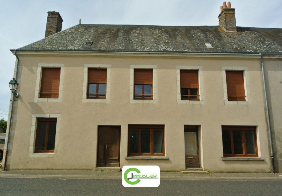 Maison à vendre F10 à Souday
