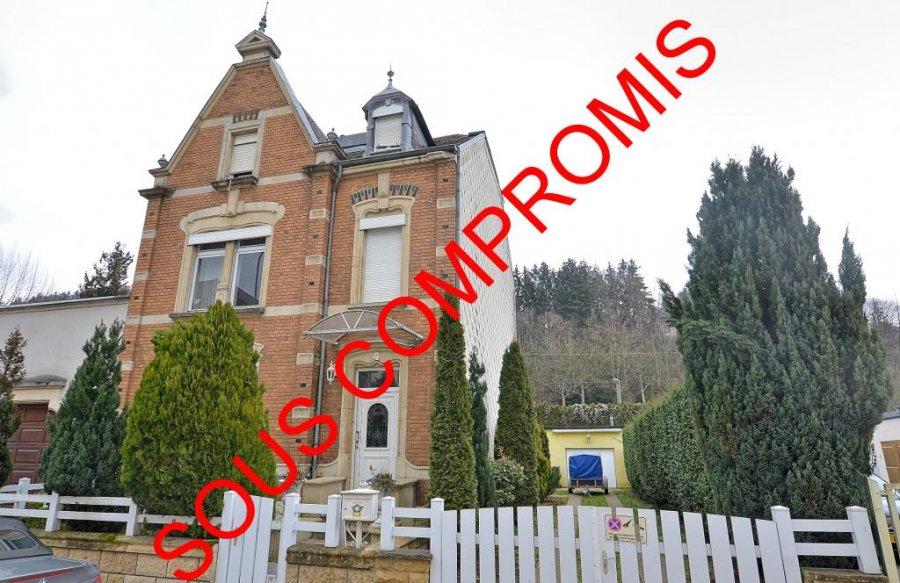 Maison individuelle à vendre 3 chambres à Rumelange