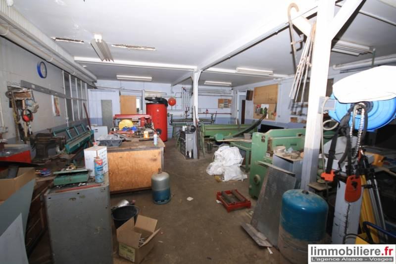 acheter entrepôt 0 pièce 500 m² saulcy-sur-meurthe photo 1