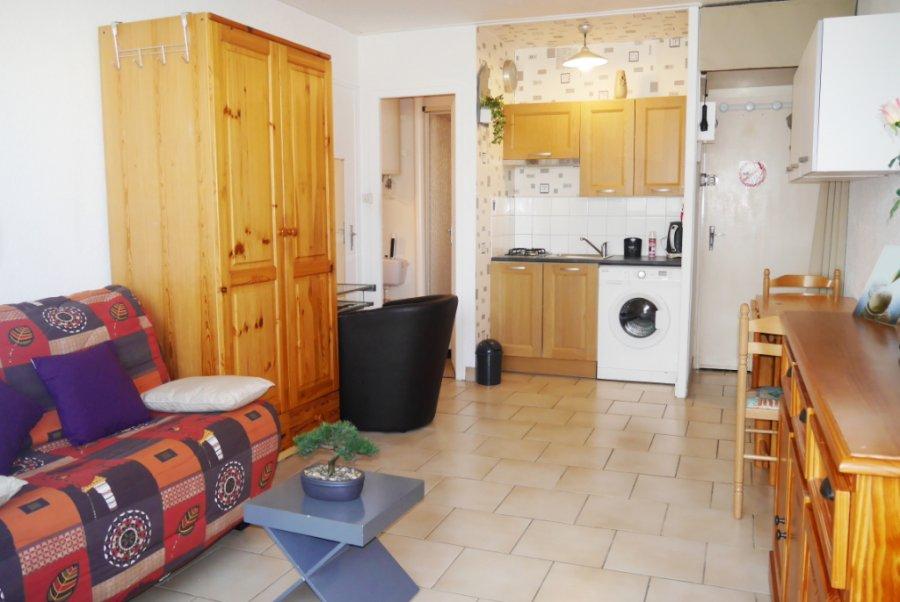 acheter appartement 1 pièce 20 m² saint-hilaire-de-riez photo 1