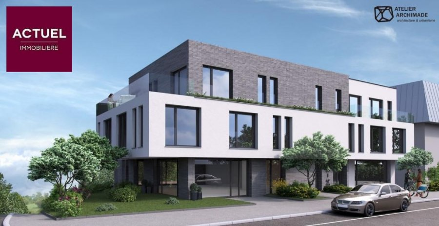 acheter résidence 0 chambre 103.46 à 111 m² dippach photo 1