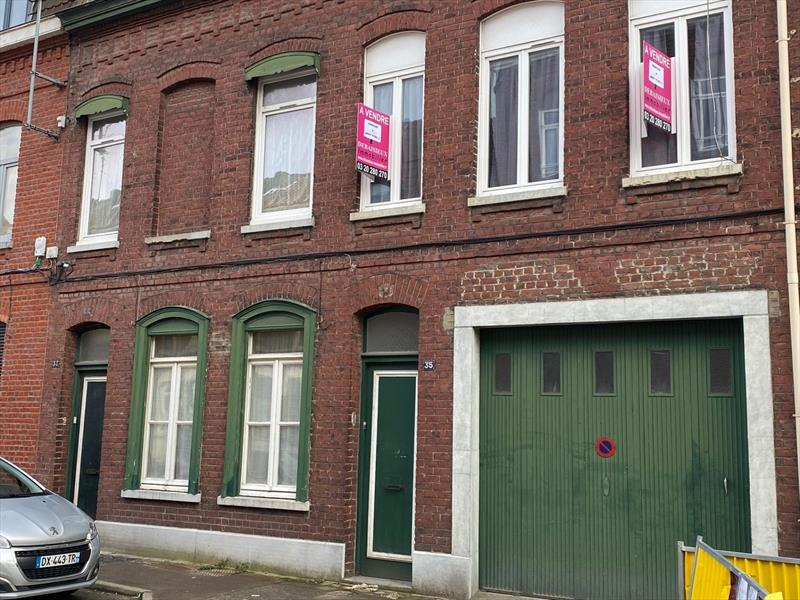 Maison à vendre F5 à Tourcoing