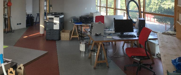 louer bureau 1 pièce 117 m² lille photo 3