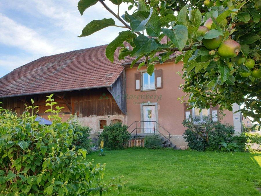 Maison à vendre F4 à Moernach