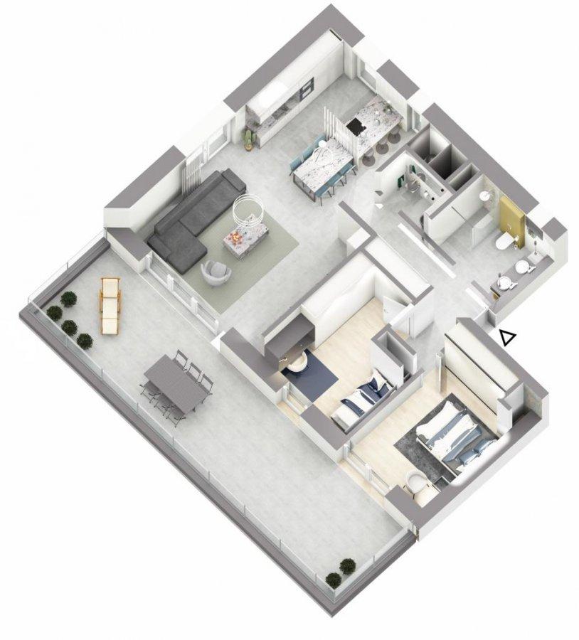 acheter appartement 2 chambres 86.77 m² eselborn photo 4
