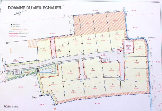 acheter terrain constructible 0 pièce 499 m² saint-urbain photo 1