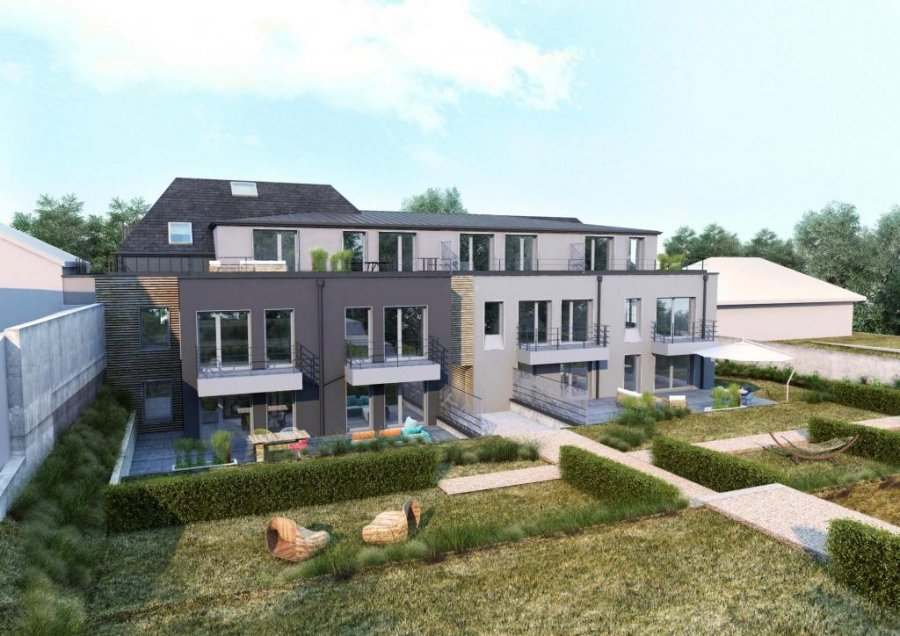 acheter penthouse 1 chambre 51 m² kehlen photo 1