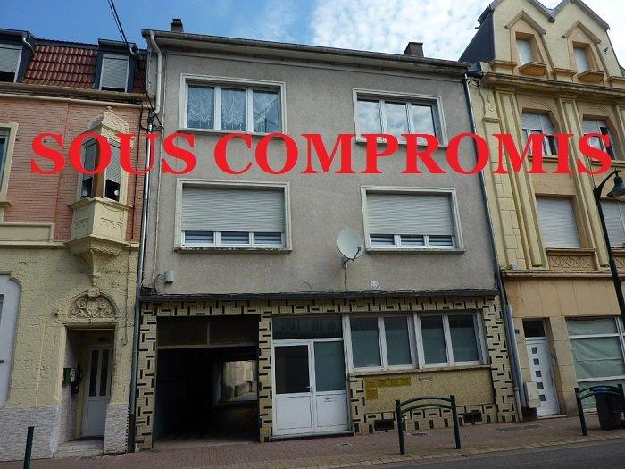Appartement à vendre F3 à Freyming-merlebach