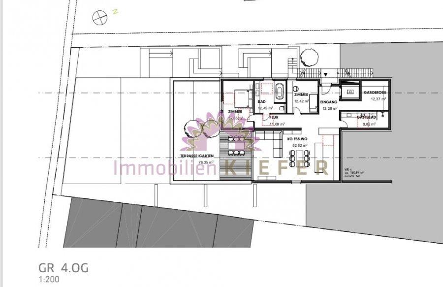 wohnung kaufen 3 zimmer 134 m² saarburg foto 2