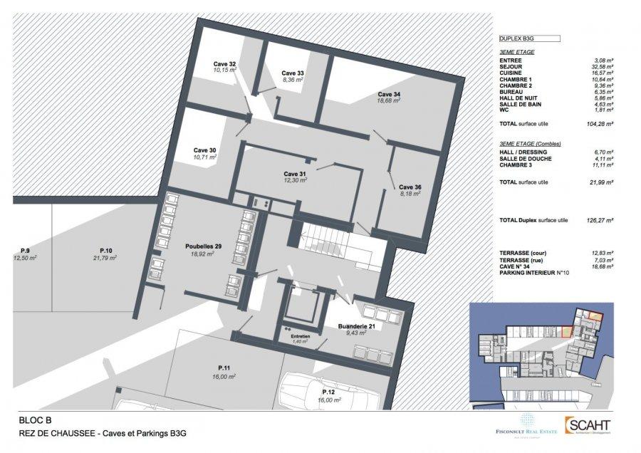 acheter appartement 3 chambres 159 m² eschweiler (wiltz) photo 2