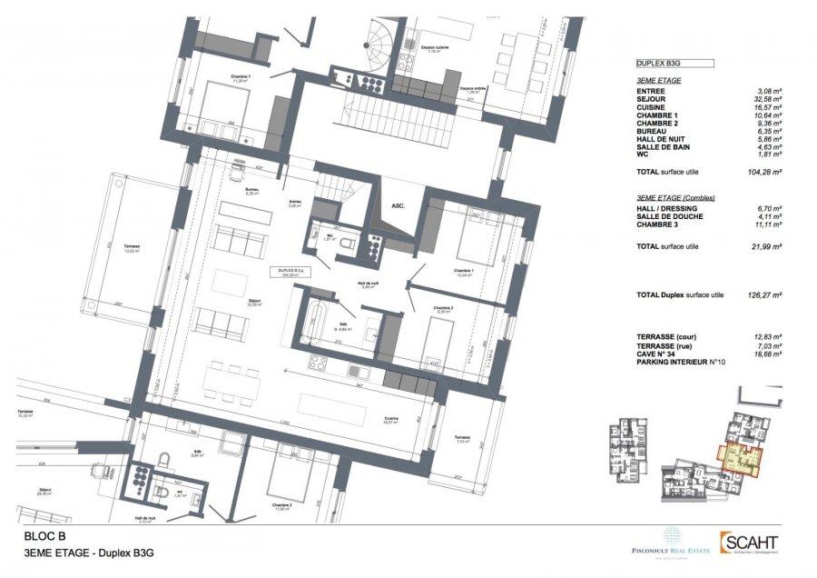 acheter appartement 3 chambres 159 m² eschweiler (wiltz) photo 4