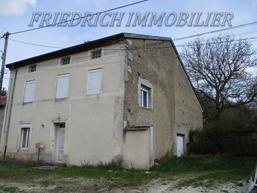 acheter maison 4 pièces 100 m² void-vacon photo 1