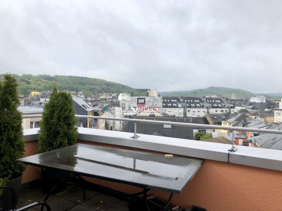 penthouse-wohnung kaufen 2 schlafzimmer 100 m² esch-sur-alzette foto 2