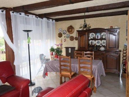 Appartement à vendre F4 à Ay-sur-moselle