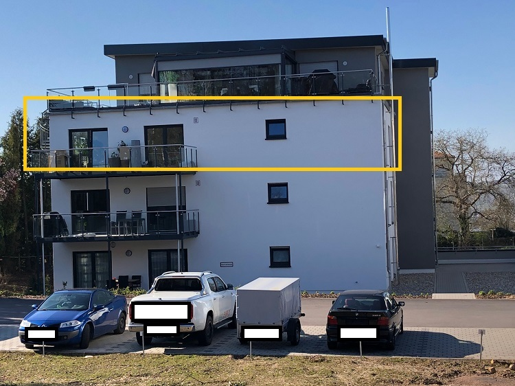 apartment for rent 3 rooms 107.46 m² perl photo 2
