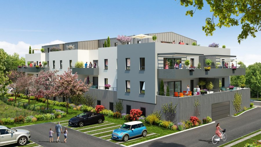 acheter appartement 4 pièces 84 m² metz photo 3