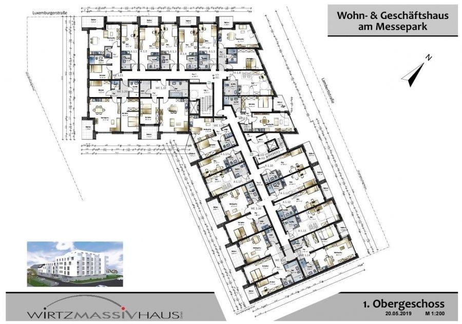 wohnung kaufen 3 zimmer 86.69 m² trier foto 4