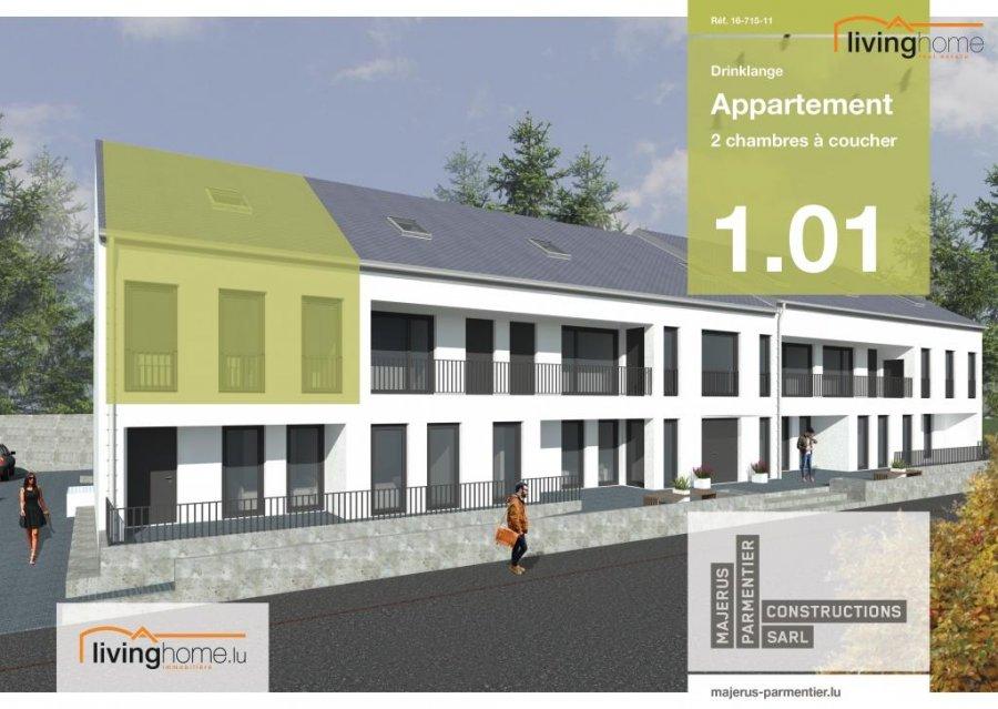 acheter duplex 2 chambres 101.72 m² drinklange photo 1