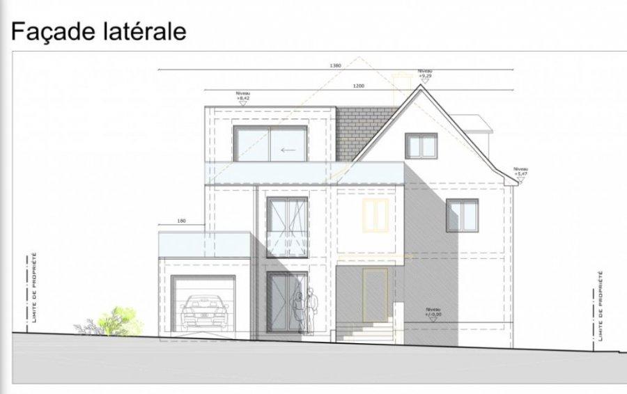 Terrain constructible à vendre 5 chambres à Esch-sur-Alzette