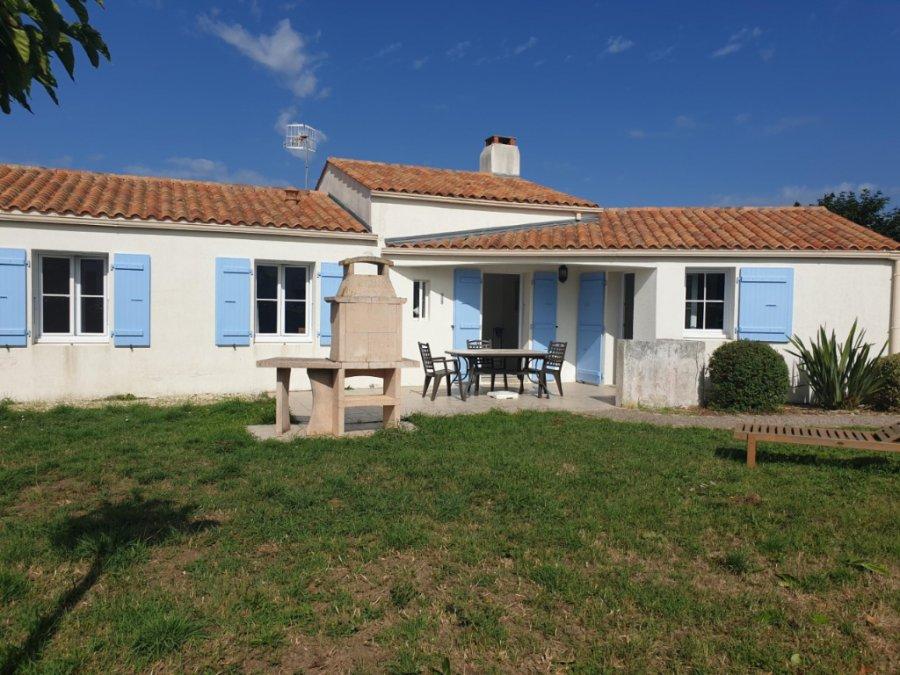 acheter maison 4 pièces 70 m² la tranche-sur-mer photo 2