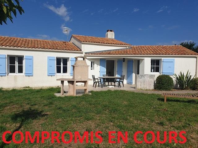 acheter maison 4 pièces 70 m² la tranche-sur-mer photo 1